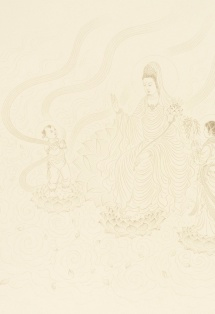 十八羅漢禮拜觀世音菩薩